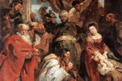 P.P. Rubens, La Adoración de los Magos