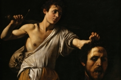 Caravaggio, David with the Head of Goliath