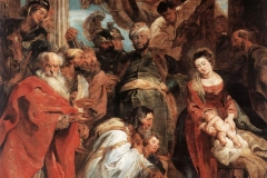 P.P. Rubens, The Adoration of the Magi
