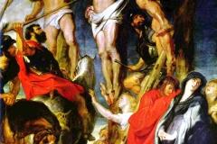 P.P. Rubens, Le Coup de Lance