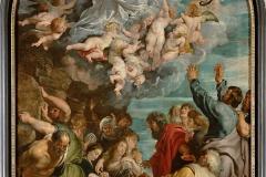 P.P. Rubens, La Asunción de la Virgen