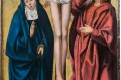 Suiveur de Memling, Crucifixion