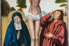 Memling's Follower, Crucifixion