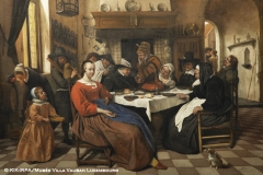 Jan Steen, The King's Fest