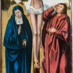 Memling Follower - Crucifixion