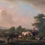 B.P.Ommeganck - Landscape
