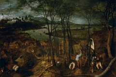 P. Brueguel the Elder, The Gloomy Day,