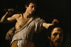 Caravaggio, David with the Head of Goliath
